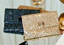 Glitter-clutch-bag