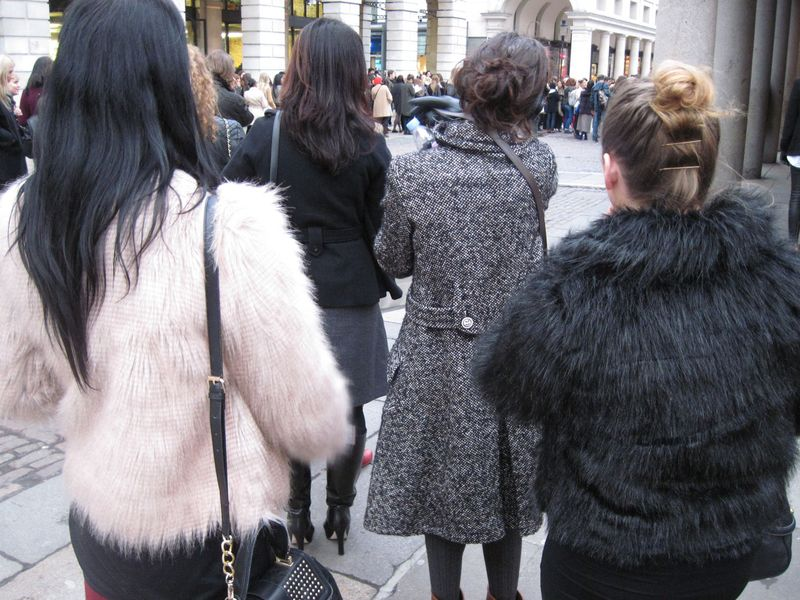 Faux-fur-jackets