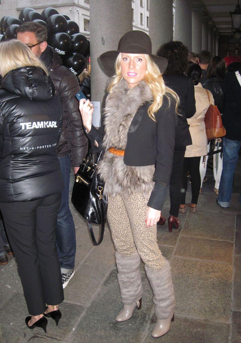 Fur-lady