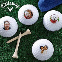 Photogolfballs