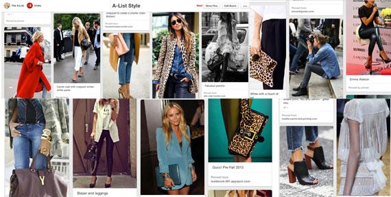 A-List-Pinterest