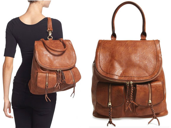 Convertible-Backpacks-The-Look-For-Less-Vegan-Leather
