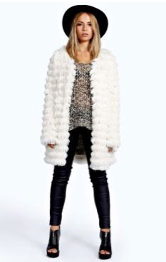 Faux_Fur_Shaggy_Cream_Coat_1