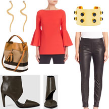 How-to-Wear-Bell-Sleeves-To-Work